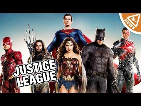 How Zack Snyder's Justice League Was Changed! (Nerdist News w/ Jessica Chobot)