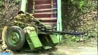 Солдатские песни  Блокпост   Там за горой вновь идет война!