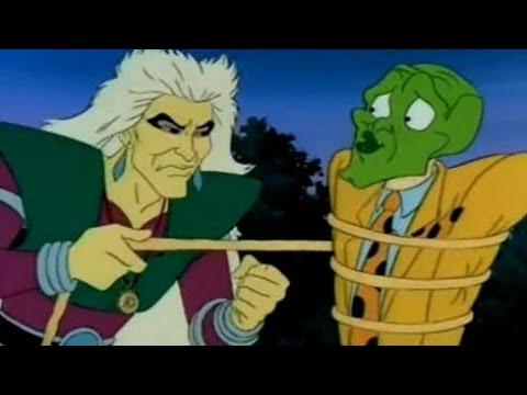 The Mask: Animated Series Hindi | Mask Au Gratin Hindi Part 4 | The Mask Cartoon Hindi | The Mask