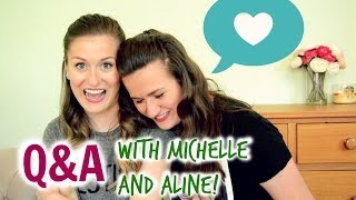 Q&A With Michelle and Aline! Thumbnail