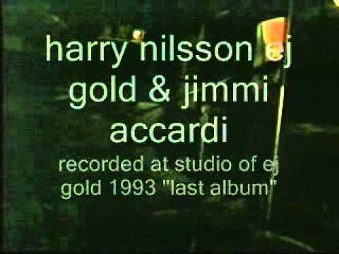 "Harry Nilsson Sam Cook ""A Change is Gonna Come"" -- unreleased live video studio improvisation"