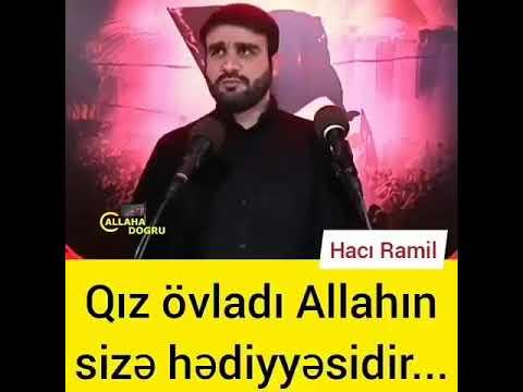 Haci Ramil - Allahın razılığın necə qazanaq?