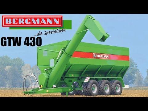 Farming Simulator 15 Presentazione  Bergmann GTW 430