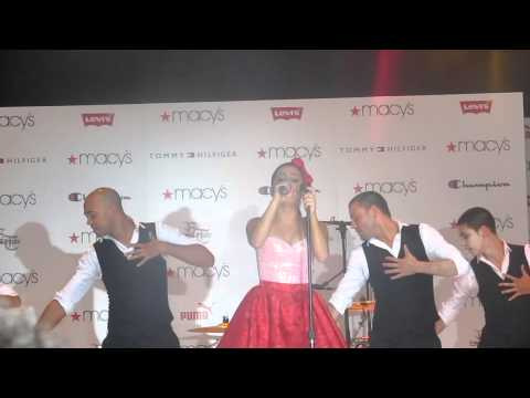 Ariana Grande - Only Girl In The World  Performance Macy's Summer Blowout