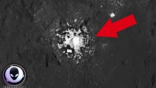 10 MILES HIGH Alien Tower Exposed On Asteroid Ceres! 9/10/2015