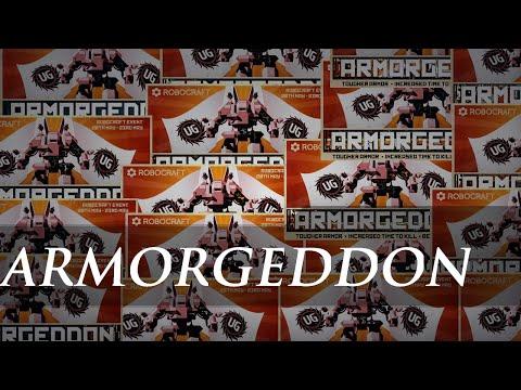 Robocraft - ARMORGEDDON BEGINS! - Event + Promocode for one day premium
