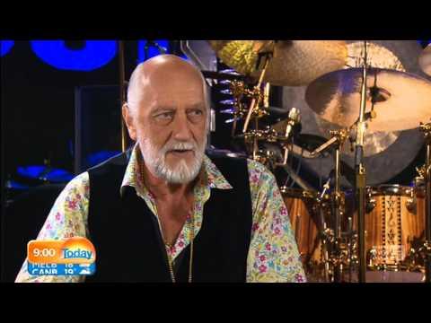Fleetwood Mac interview - Today Australia 22 Oct 2015