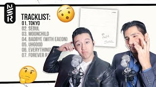 GUYS REACT TO RM 'TOKYO' | FIRST LISTEN TO RM's MONO