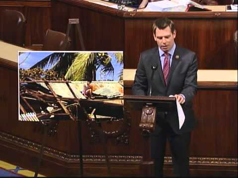 Rep. Swalwell's Philippines Charitable Giving Assistance Act passes the House