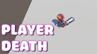 Unity 3d Tutorial - Puzzle Game [Part 5] - Player Death- longtnh