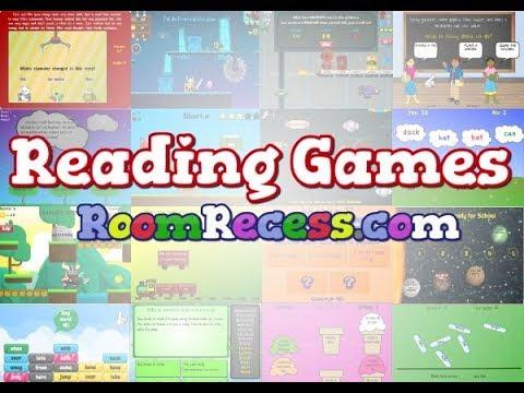 Reading Games | RoomRecess | 2018