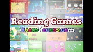 Reading Games   Roomrecess.com   2018