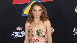 """Rachael Leigh Cook """"Toy Story 4"""" World Premiere Red Carpet"""