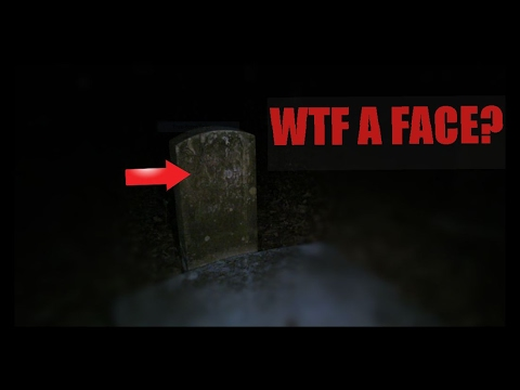 Paranormal Investigation East Elfers Cemetery