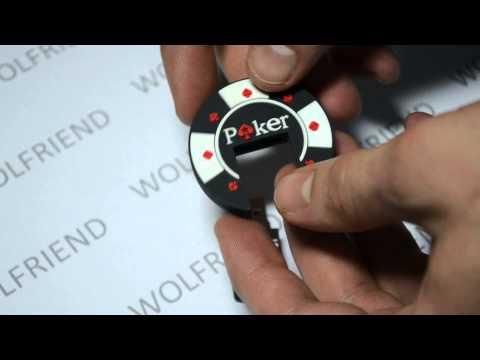 Обзор USB Flash Drive 8GB Poker Stars