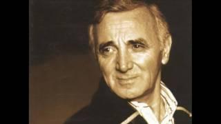 Charles Aznavour    -  Va - T - En