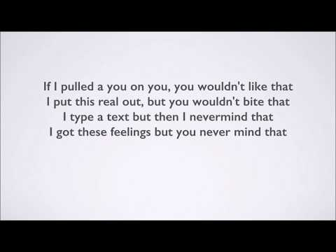i hate u, i love u Clean Lyrics gnash ft olivia obrien
