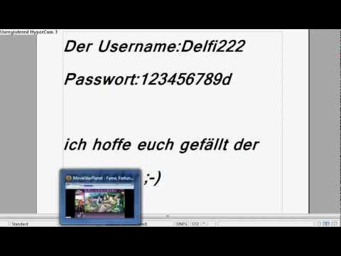 on star passwort