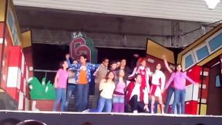 La CQ Auditorio Teopanzolco Cuernavaca Morelos #1