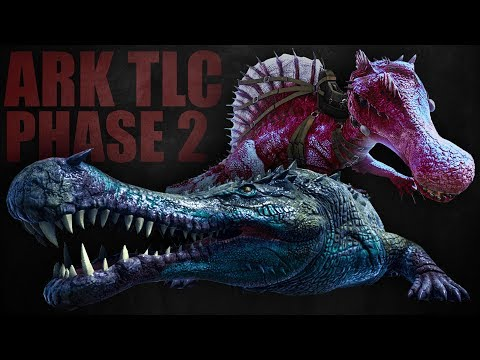ARK TLC 2 is ALMOST HERE! EVERYTHING YOU NEED TO KNOW, ARGENT, SPINO, SARCO - ARK: Survival Evolved