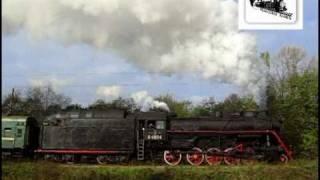 Паровозы Л-4524 и Ов-324/Russian Steam L-4524&Ov-324