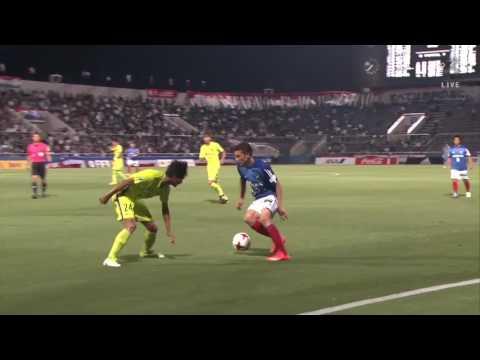 David Babunski Highlights Yokohama F Marinos 2017