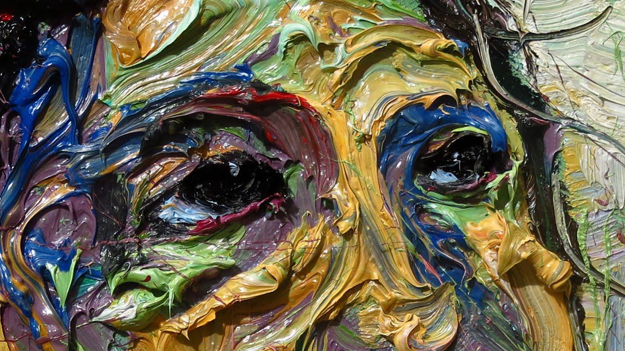 Modern Impressionist Oil Paintings