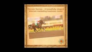 Domain Names - A beautifully elegant Internet marketing business model