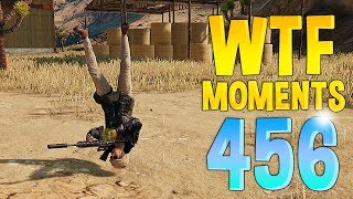 PUBG Daily Funny WTF Moments Highlights Ep 456