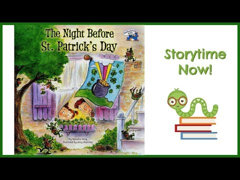 the-night-before-st.-patrick's-day---by-natasha-wing-|-children's-books-read-aloud