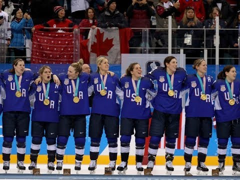 Winter Olympics News - USA Women Win Gold