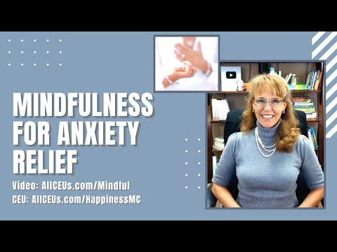 Dialectical Behavior Therapy- Part 2 Mindfulness