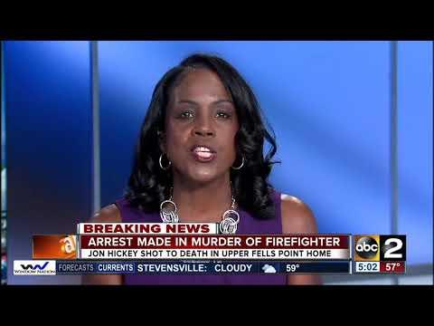 Police arrest suspect involved in the murder of volunteer firefighter