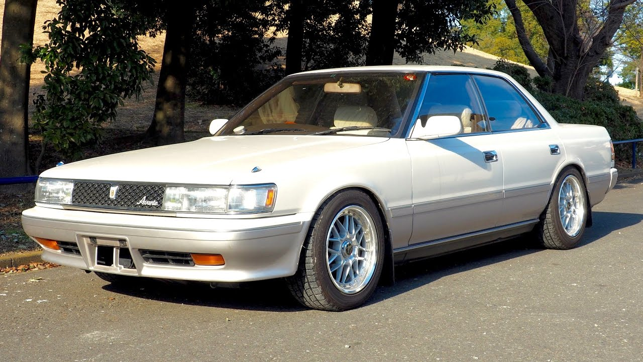 Car Auction Online >> 1990 Toyota Chaser Twincam (USA Import) Japan Auction Purchase Review - YouTube