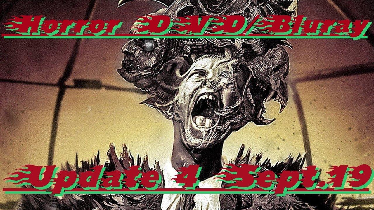 Download Horror DVD/BluRay Update 4 Sept/19