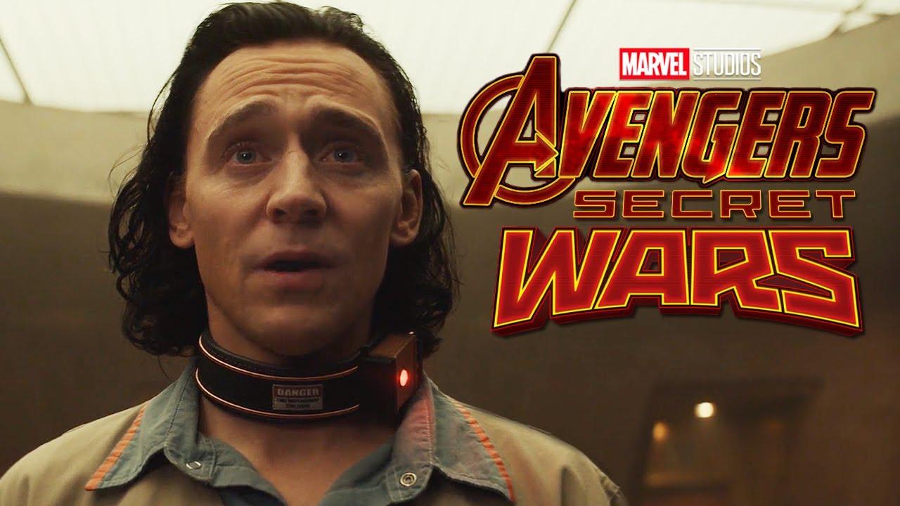 Loki Secret Wars Teaser and Kang The Conqueror Explained - Marvel Phase 4