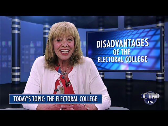 The Facts with Rosalyn Tavanis: Episode 5 – The Electoral College