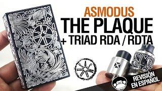 asmodus the plaque 150w triad rda rdta estilo u horterada revisin