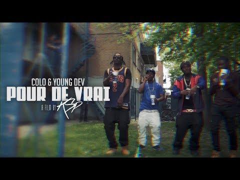 Colo & Young Dev - Pour De Vrai (music...