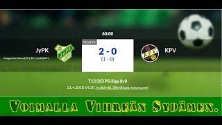 PSL 2018 TC13: JyPK - KPV