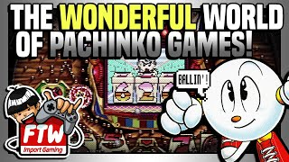 Pachinko Video Games! with Benevolent Dick - Import Gaming FTW! Ep. 26