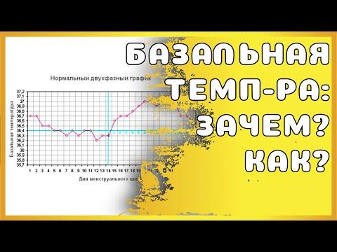 Базальная температура: как измерить, таблица БТ, расшифровка
