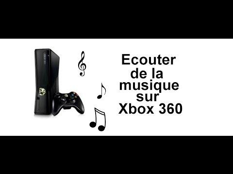 Tuto : Comment écouter de la musique sur la Xbox 360