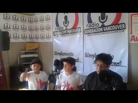 Generacion Vancouver Radio - Live Broadcast