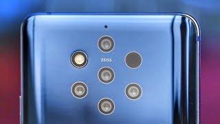نظرة أولى على النوكيا 9 PureView صاحب الخمس كاميرات!
