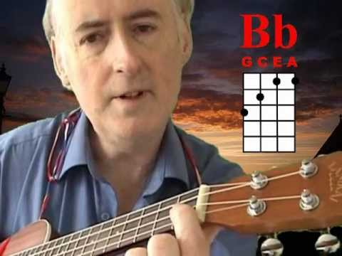 Ukulele ukulele chords b flat : How I play the dreaded B Flat chord on my Ukulele! - YouTube