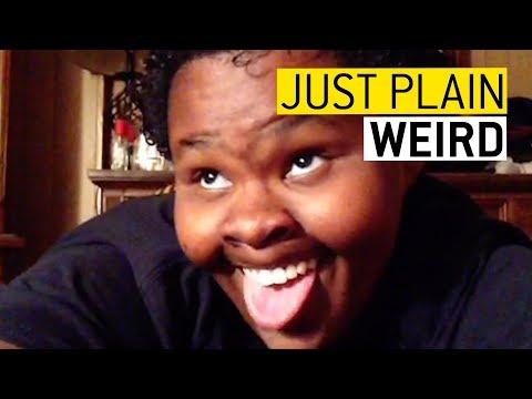 Weirdest Clips We Have || JukinVideo