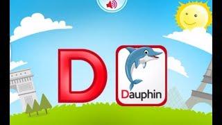 Apprendre l'alphabet français pour les enfants