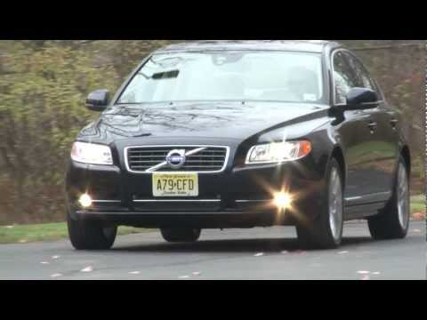 2013 Volvo S80 - Drive Time Review with Steve Hammes | TestDriveNow