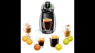 NESCAFÉ Dolce Gusto Genio 2 Coffee, Espresso and Cappuccino Pod Machine, made by De'Longhi America